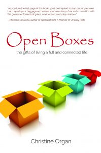 "GET A SIGNED COPY OF ""OPEN BOXES"" FOR ONLY $20"