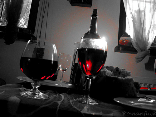 Could Wine and Conversation Be the Answer?