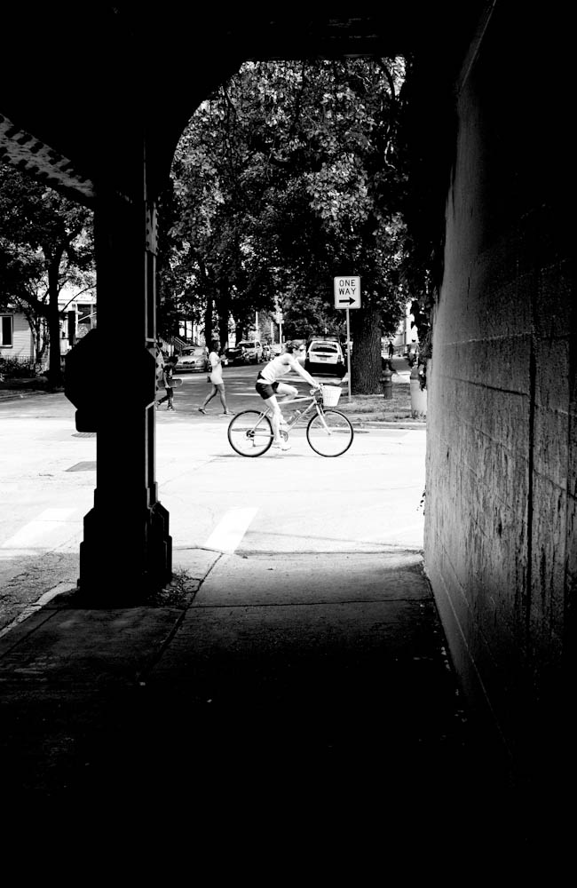 Learning to Ride a Bike (and other missed opportunities)