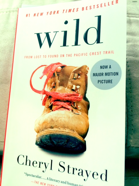 """I'm reading all about Cheryl Strayed's struggles (both on the PCT and before her adventure) in """"Wild"""" right now. This much is quite clear: I am a big wimp. (Day 11: Struggle)"""